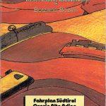 Taschenfahrplan Südtirol, 1992, A6, 116 Seiten, Titelblatt