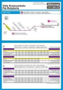 Shuttle Seiser Alm-Bahn