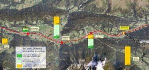 Capacità ricettiva in Alta Pusteria per vicinanza alle stazioni ferroviarie